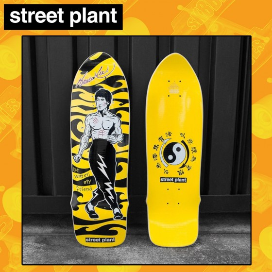 Street Plant Bruce Lee Be Water 8.25