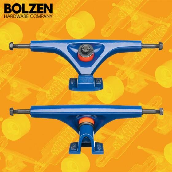 Bolzen Trucks V2 180mm 50° Olive Attacchi Longboard Freeride Trucks