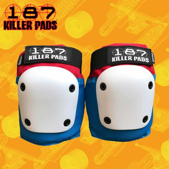 187 Fly Knee Pads Sakteboard Street Skatepark Protection Gear