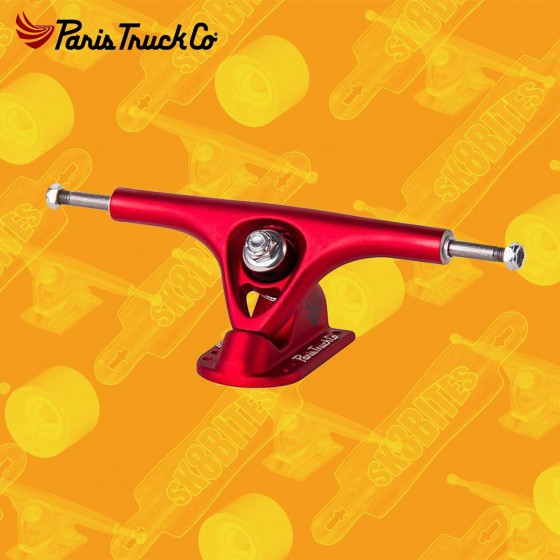 Paris Trucks V2 50° Attacchi Longboard Freeride Trucks