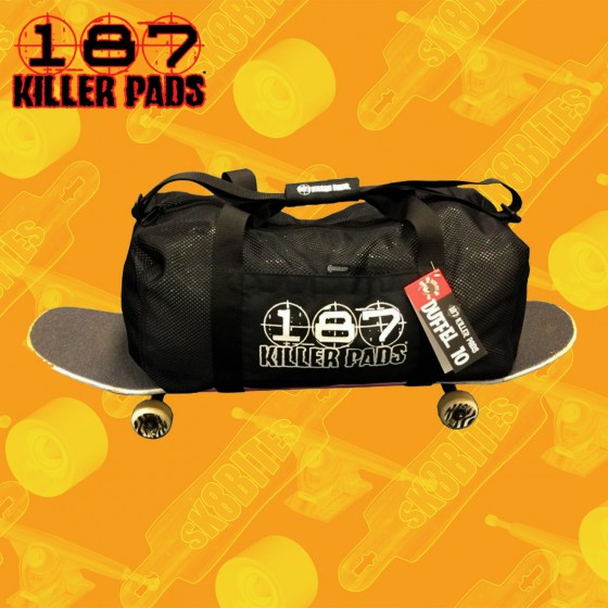 Sector 9 Field Bag Camo Longboard Freeride Downhill Bag