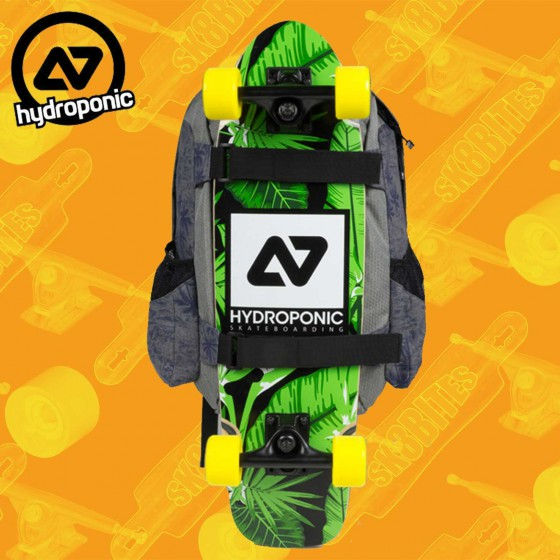 Hydroponic BG Kenter Black Longboard Skateboard Street Bag