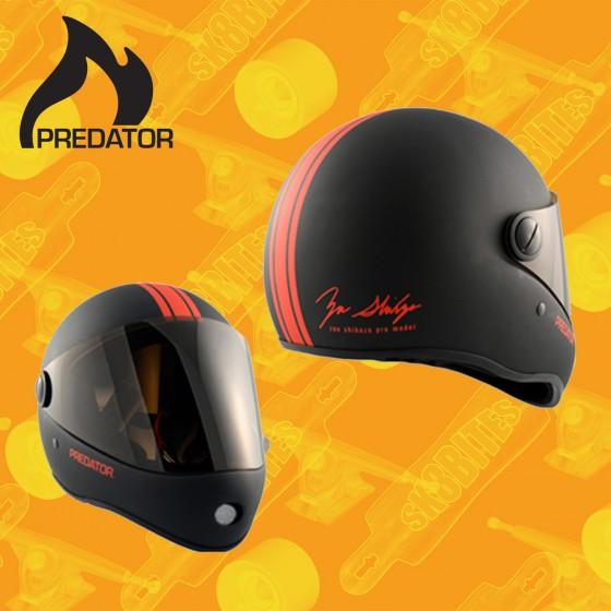 Predator DH-6 Zen Shikaze Pro Model Longboard Freeride Downhill Helmet