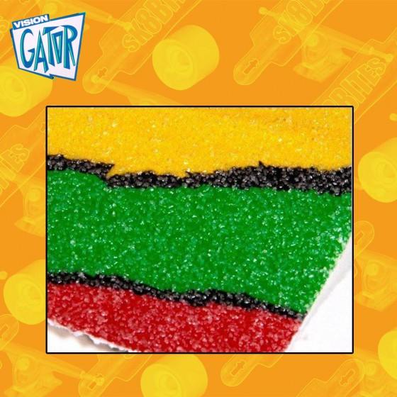 Gator Rasta Griptape 11