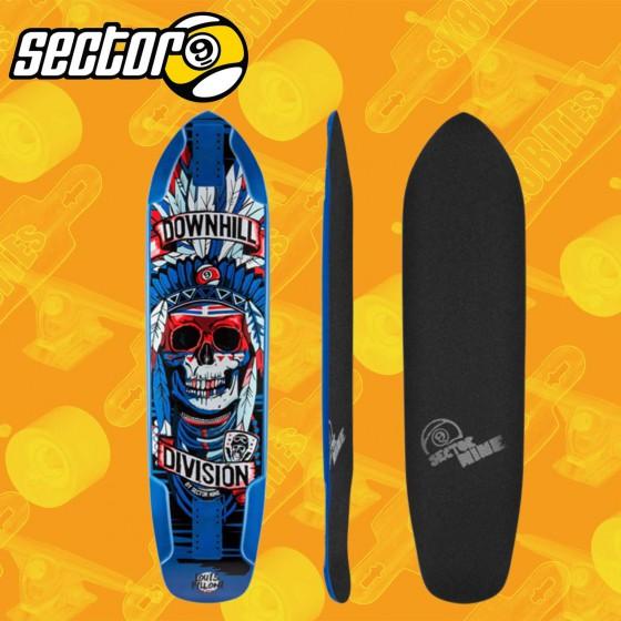 "Sector 9 Barge 36"" Longboard Freeride Downhill Deck"