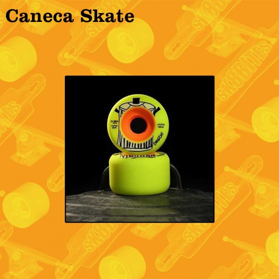 Caneca Skate Frijoles 70mm Ruote Longboard Slide Freeride