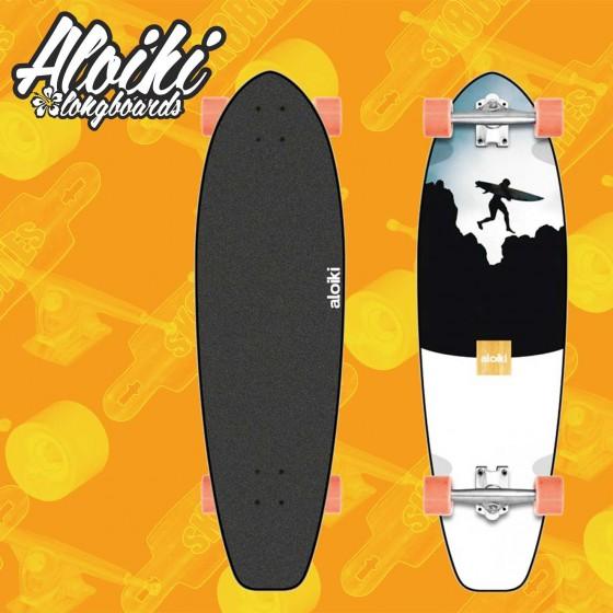 "Aloiki Jumper 32"" Tavola Completa Cruiser Carving"