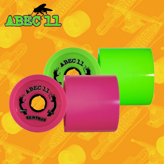 Abec11 Centrax 77 mm wheels
