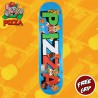 "Pizza Katy Deck 8.25"" Skateboard Street Deck"