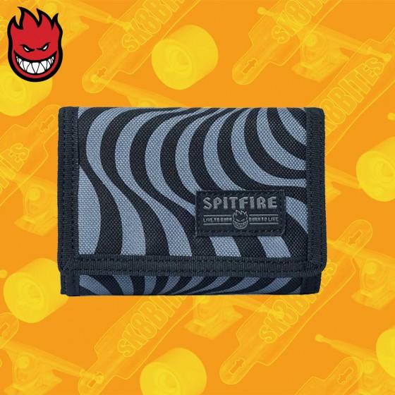 Spitfire Bighead Swirl  Wallet Skateboard Streetwear