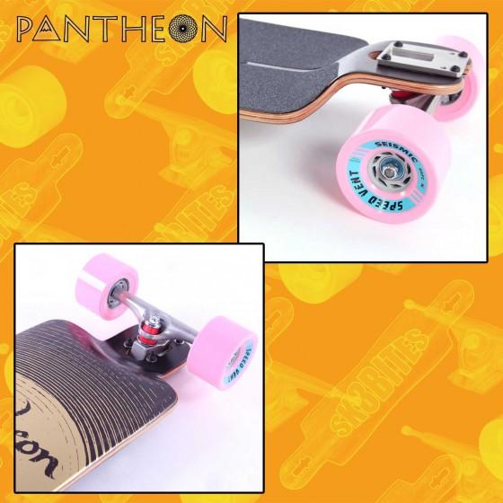 Pantheon Trip 'Gong' V2 9-ply Black 33