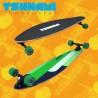 "Tsunami Boomer TM 40"" Tavola Longboard Completa Cruising  Carving"