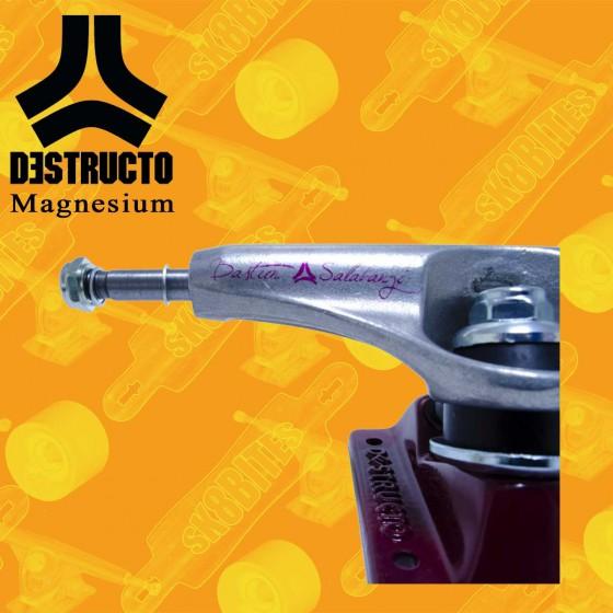 Destructo D1 Magnesium Bastien Salabanzi Mid 5.5