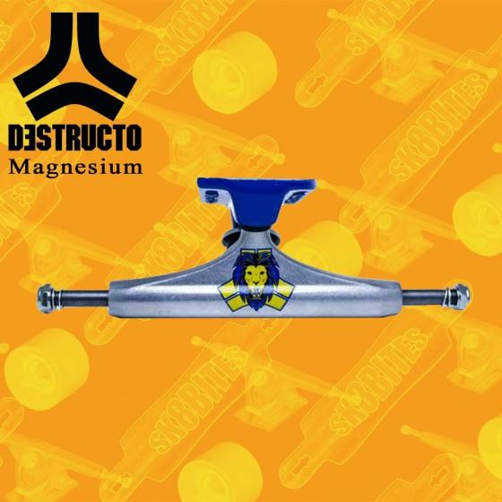 "Destructo D1 Magnesium T.J. Rogers Mid 5.5"" Street Skateboard Trucks"
