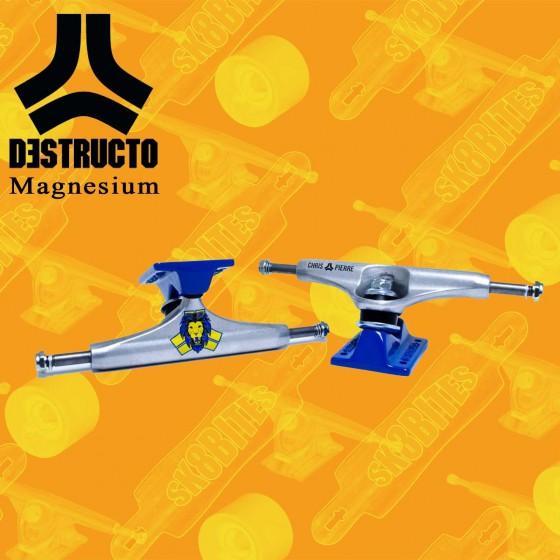 Destructo D1 Magnesium Chris Pierre Mid 5.5