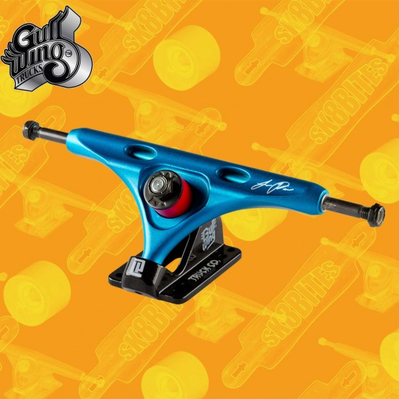 Gullwing Reverse Will Royce 183mm Longboard Freeride Slide Truck