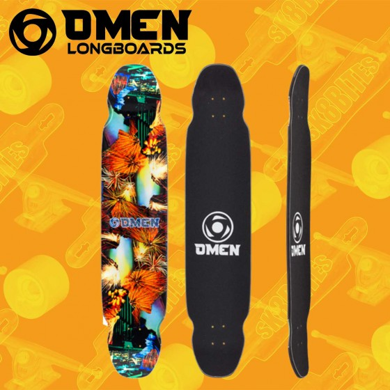 "Omen Feather 46"" Dancing Freestyle Deck"