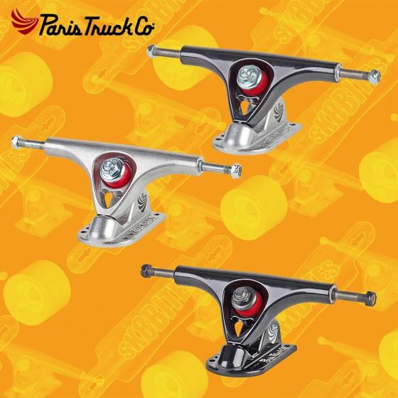 Paris V2 150mm 50° Attacchi Longboard Freeride Slide Trucks
