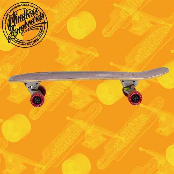 Mindless Surfskate Maroon 30