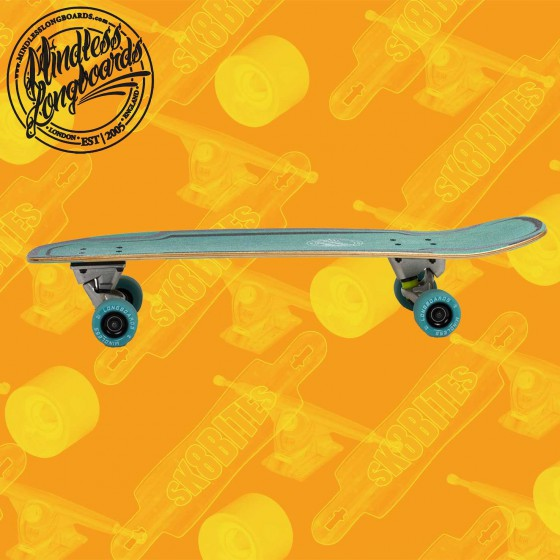 Mindless Surfskate Teal 30
