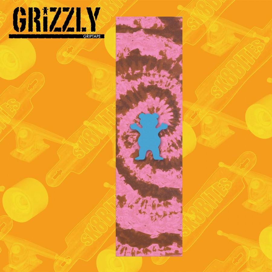 Grizzly Griptape Leticia Digital Camo Grip Adesivo Skateboard Street