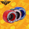 Earthwing Wheels Slide B 72mm Ruote Longboard Slide Freeride