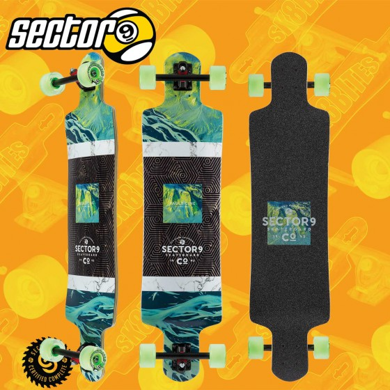 Sector 9 Valley Fault Line 39,5
