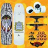 "Street Plant Vallely Elephant Tusker 33,62"" Set Up  Tavola Set Up Skateboard Oldschool"