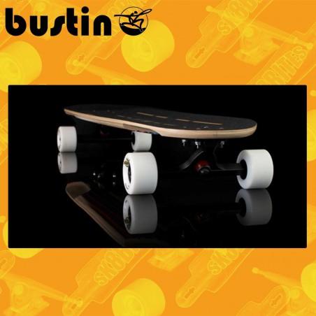 "Bustin Mekanik 35"" Complete Longboard Freeride Slide Deck"