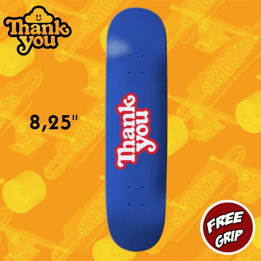 """Thank You Daewon Song Tiger 8"""" Skateboard Street Deck"""
