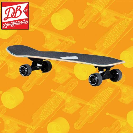 DB Longboards Mini Cruiser Good Vibes 28,75