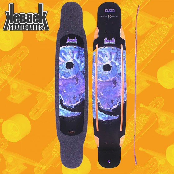 "Core Longboards Biscus 41,7""  Dancing Freestyle Deck"