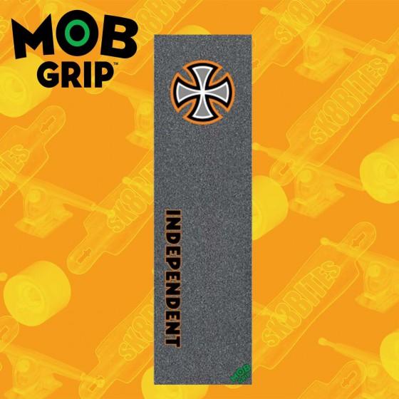 "MOB Independent Primary 9""x33""  Griptape Foglio Adesivo Skateboard Street"