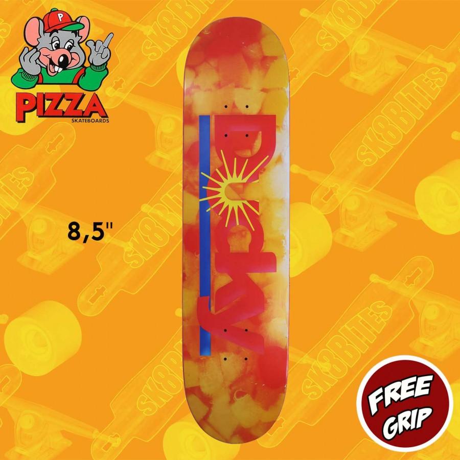 "Pizza Skateboards Shark 8.25"" Skateboard Street Deck"