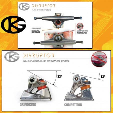 Independent Stage 11 Silver Standard 144mm Attacchi Skateboard Street Trucks