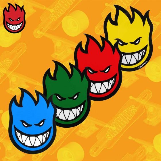 Spitfire Fireball Mini Sticker