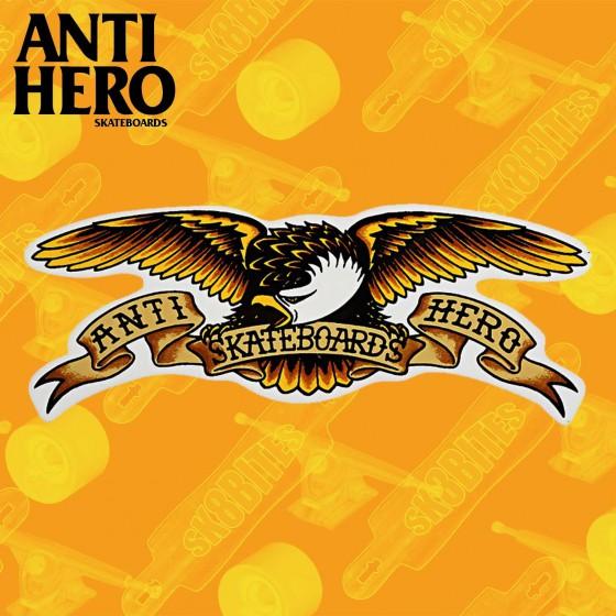 Anti Hero Eagle Large Adesivo Skateboard Longboard