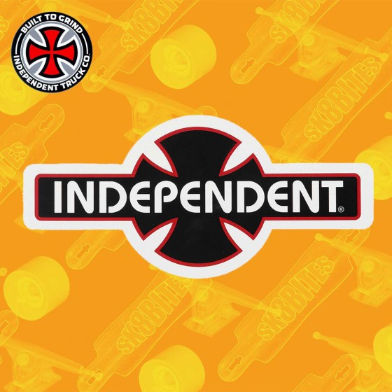 Independent O.G.B.C. Adesivo Skateboard Longboard