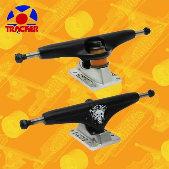 Tracker Dart Attacchi Skateboard Street Cruising