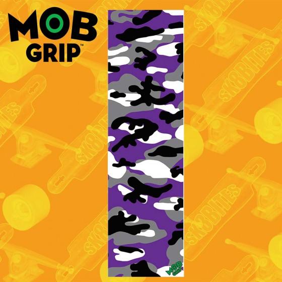"""MOB Wu Tang Clan 9""""x33""""  Griptape Foglio Adesivo Skateboard Street"""