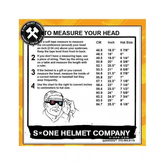 S-One Retro Lifer Helmet White Gloss Casco Longboard Skateboard Roller