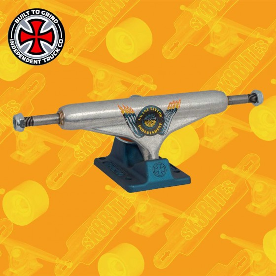 Independent Stage 11 Standard Hollow Grant Taylor Engine 139mm Attacchi Skateboard Street Trucks