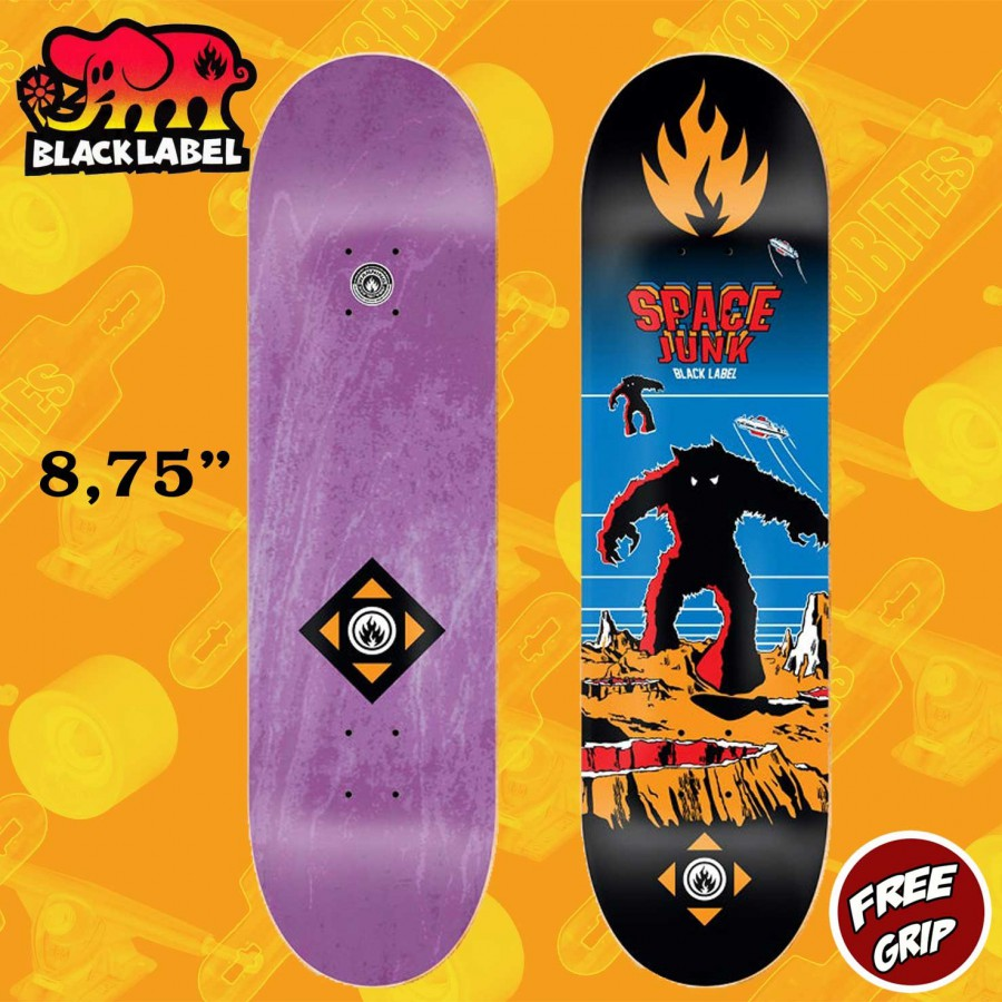 "Santa Cruz Kaleidohand Taper Tip 8""  Skateboard Street Deck"