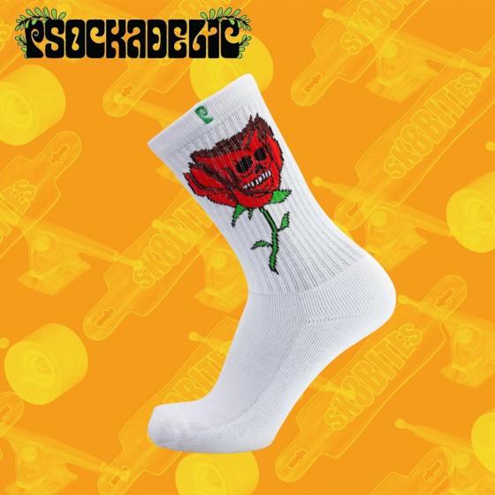 Psockadelic Ellington Pro Sock Skateboard Street Unisex