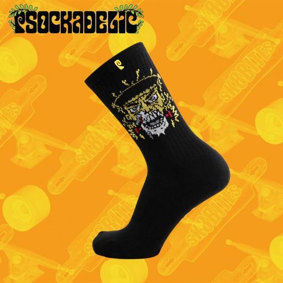 Psockadelic Frank Pro Sock Skateboard Street Unisex