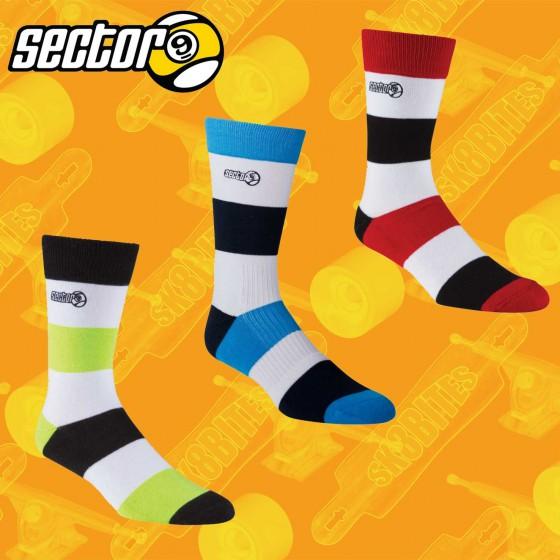 Sector 9 Bandito Socks  Skateboard Street Unisex