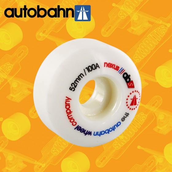 Autobahn Nexus 52mm 100a Ruote Skateboard Street