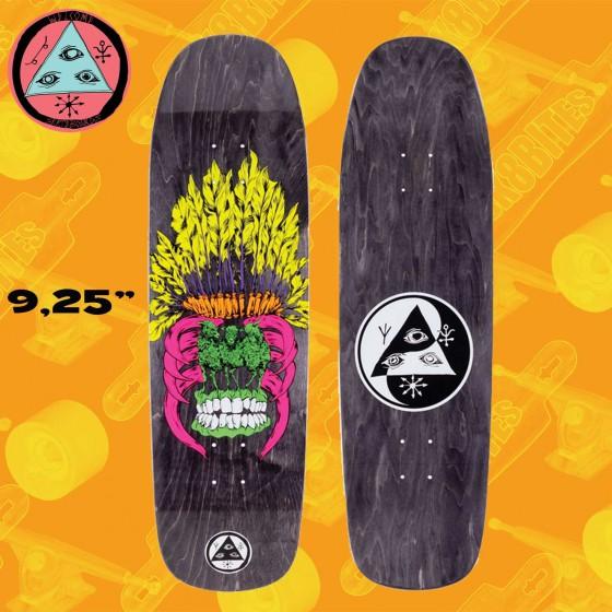 "Welcome Skateboards Sheep of A Feather on Golem 9,25"" Skateboard Street Deck"