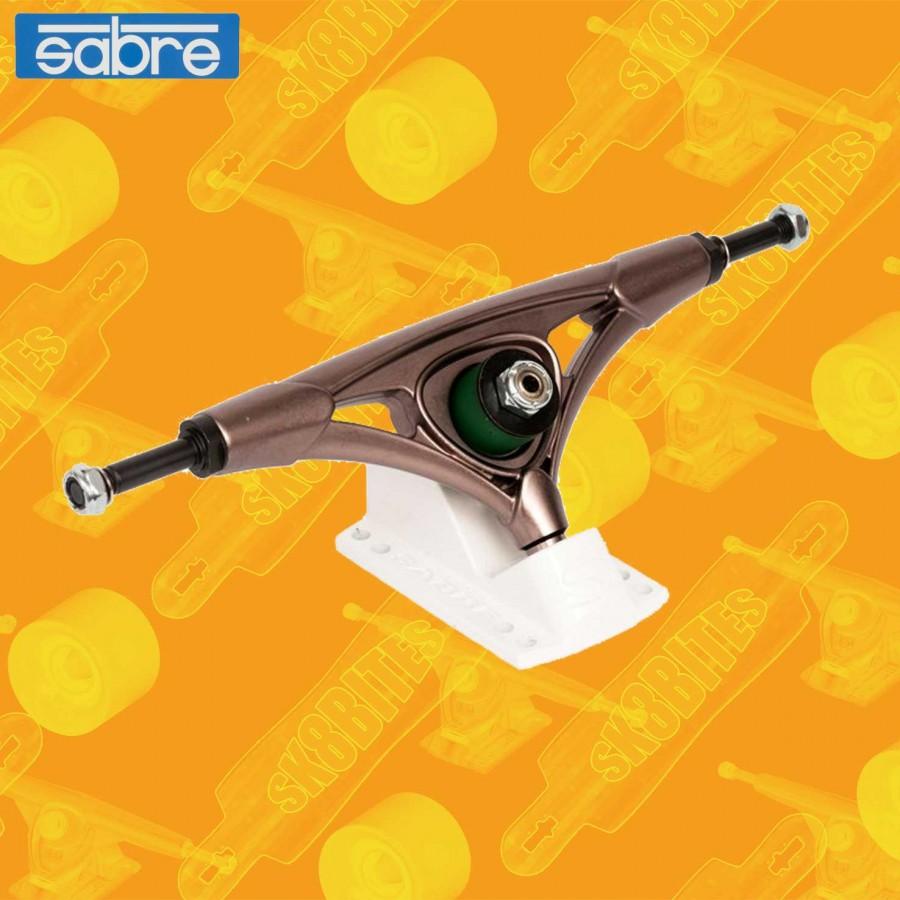 Sabre Forged Precision Freeride Light Longboard Freeride Slide Trucks