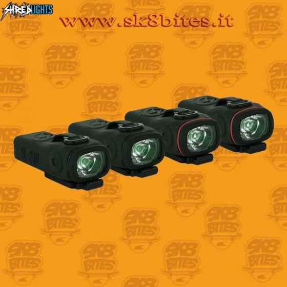 Shredlights SL-200 Combo Pack Longboard Freeride Slide Trucks Lights